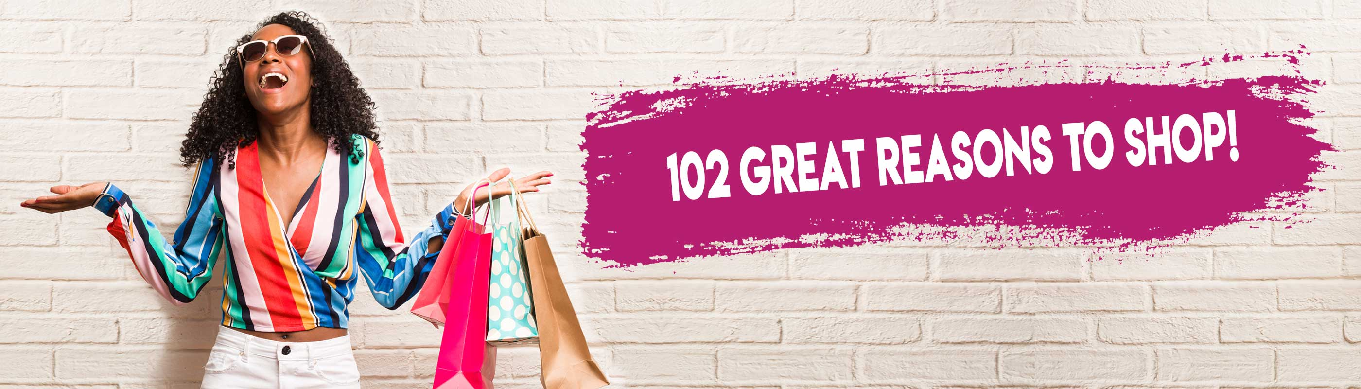 Bloem Plaza Shopping Mall 102 great reasons to shop!