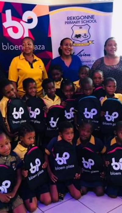 Bloem Plaza Shopping Mall Back To School 2018 3