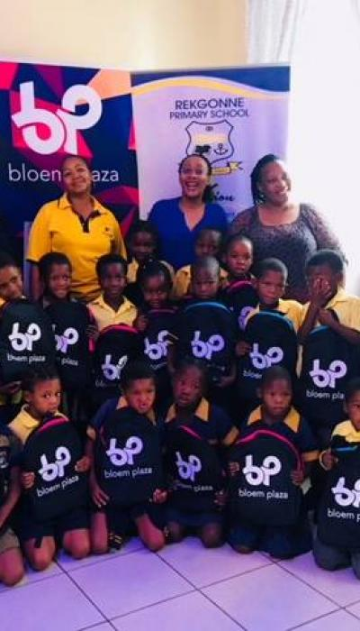 Bloem Plaza Shopping Mall Back To School 2018 4