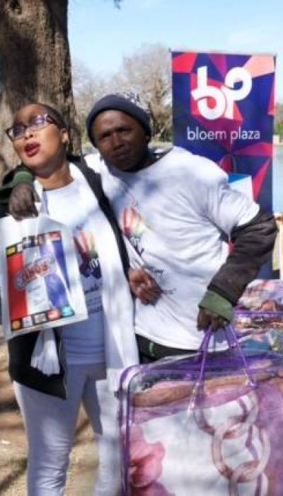 Bloem Plaza Shopping Mall Mandela Day 2017 1